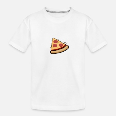 Pizza Funny Cute Pizza Slice Matching Shirt Couple Love - Toddler Organic T-Shirt