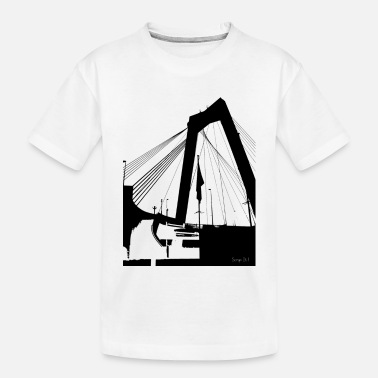 London The Bridge - Toddler Organic T-Shirt