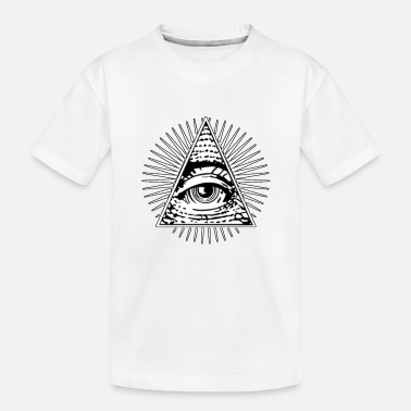 Best Mason Ever The shining eye - Toddler Organic T-Shirt