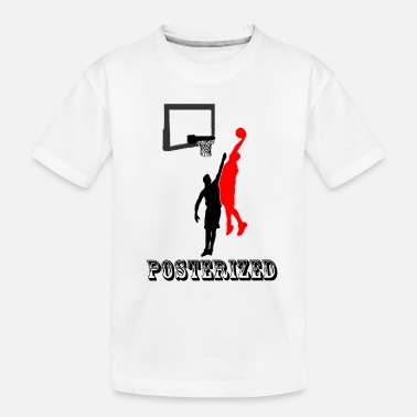 Poster Posterized - Toddler Organic T-Shirt