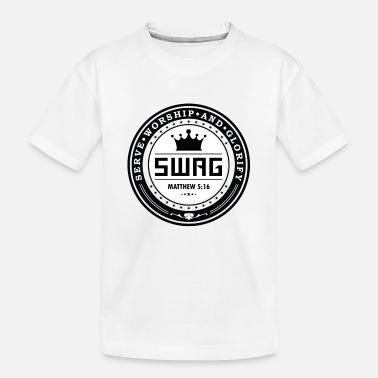 Swag SWAG - Toddler Organic T-Shirt