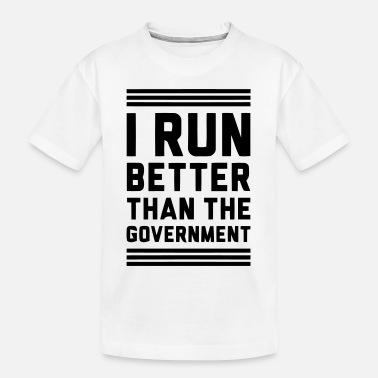 Government Governement - Toddler Organic T-Shirt
