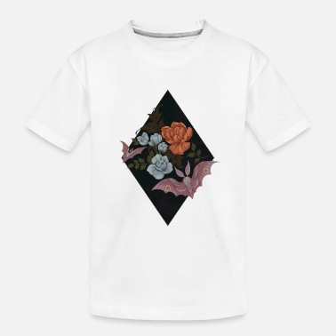 World Trade Centre flowers - Toddler Organic T-Shirt