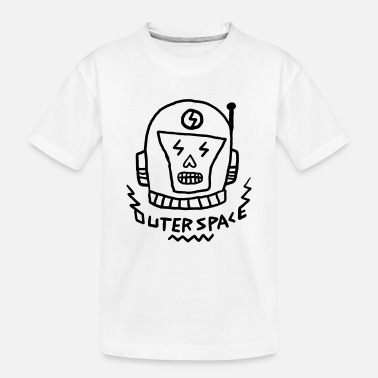 Outerspace OUTERSPACE - Toddler Organic T-Shirt