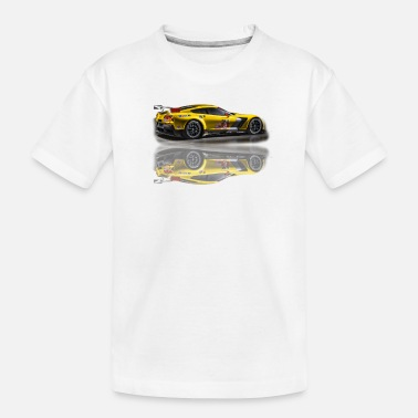 New Corvette Racing Z06 - Toddler Organic T-Shirt
