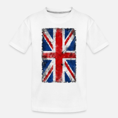 Jack Grunge Union Jack - Toddler Organic T-Shirt