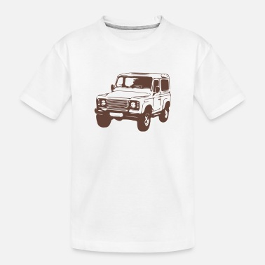 Defender Defender 2 - Toddler Organic T-Shirt