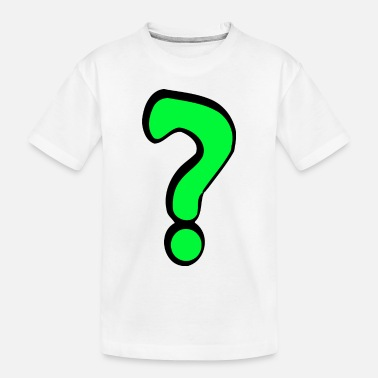 Questions Question - Toddler Organic T-Shirt