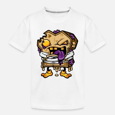 Monster Monster - Toddler Organic T-Shirt