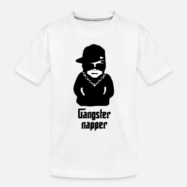 Gangster Gangster napper Baby - Toddler Organic T-Shirt