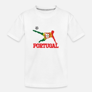 Portugal portugal soccer, #portugal - Toddler Organic T-Shirt