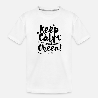 Cheer Cheer - Toddler Organic T-Shirt