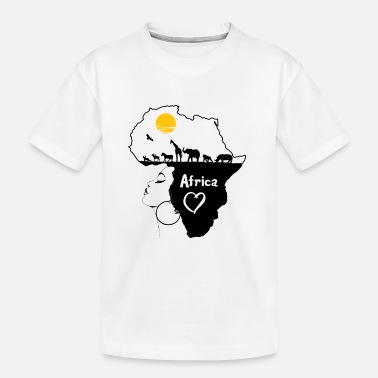 South Africa Africa Africa - Toddler Organic T-Shirt