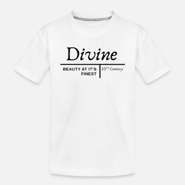 Divine Divinity - Toddler Organic T-Shirt