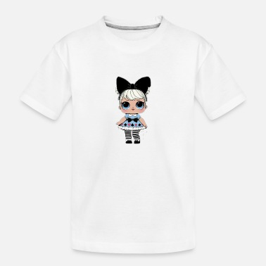 Lol Joy Surprise Cute Baby Doll - Toddler Organic T-Shirt