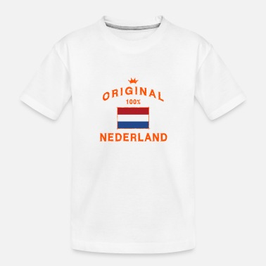 Holland Netherlands Holland Dutch - Toddler Organic T-Shirt