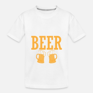 Beer Lover Beer Lover Just Here For the Beer - Toddler Organic T-Shirt