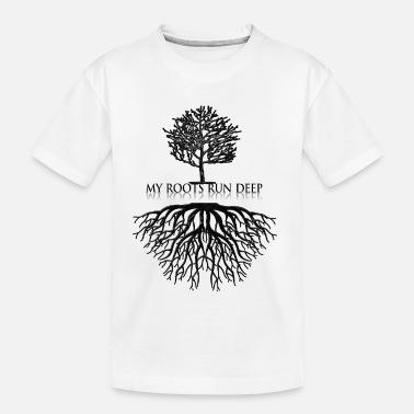 Deeply_Rooted_2017 - Toddler Organic T-Shirt
