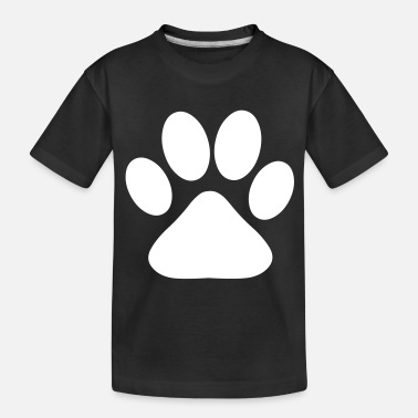 Dog Paw Dog Paw - Toddler Organic T-Shirt