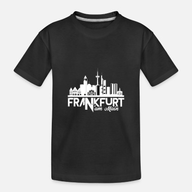 Frankfurt Am Main Frankfurt am Main - Toddler Organic T-Shirt
