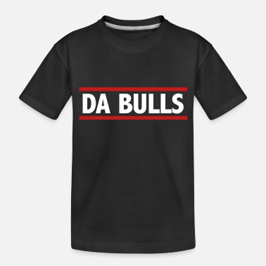 City DA BULLS - Toddler Organic T-Shirt