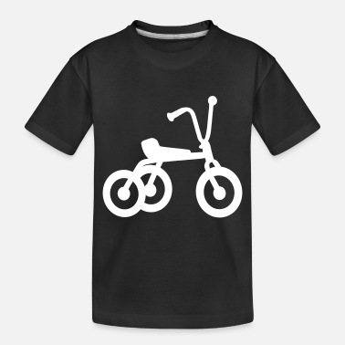 Tricycle Tricycles - Toddler Organic T-Shirt
