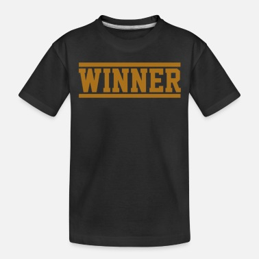 Winner WINNER - Toddler Organic T-Shirt