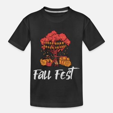 Fraternity fraternity fall - Toddler Organic T-Shirt