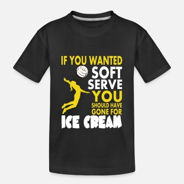 Soft Serve Soft Serve Ice Cream - Toddler Organic T-Shirt