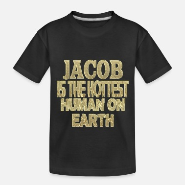Jacob Jacob - Toddler Organic T-Shirt