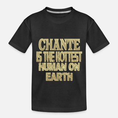 Chant Chante - Toddler Organic T-Shirt