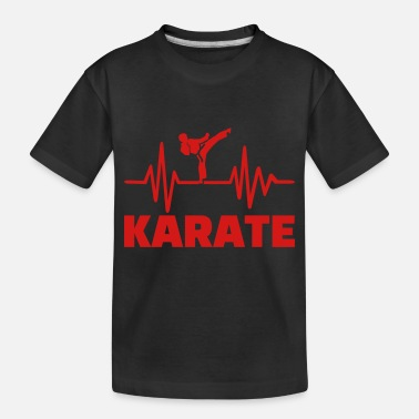 Karate Karate - Toddler Organic T-Shirt