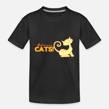 Semifinals cats - Toddler Organic T-Shirt