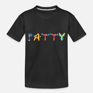 Patty Patty - Toddler Organic T-Shirt