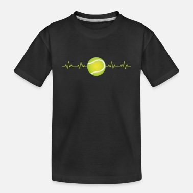 Tennis Lover Tennis lovers - Toddler Organic T-Shirt