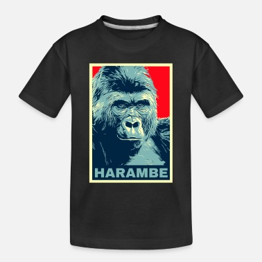 gorilla - Toddler Organic T-Shirt