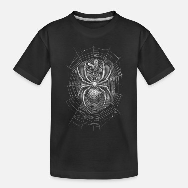Spider Web Spider Web - Toddler Organic T-Shirt