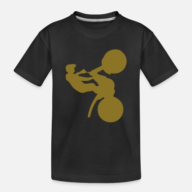Trial trial sport - Toddler Organic T-Shirt