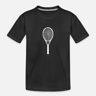 Racket racket - Toddler Organic T-Shirt