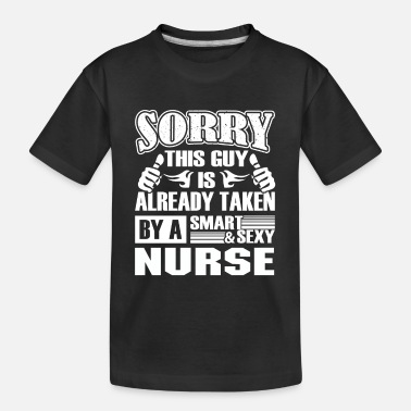 NURSE SHIRT - Toddler Organic T-Shirt