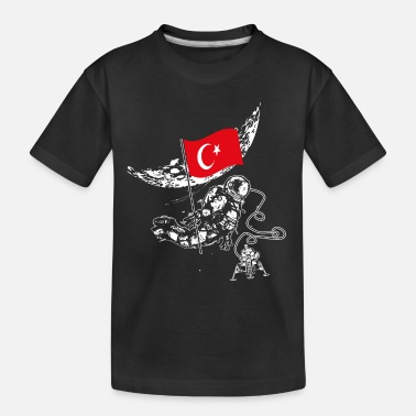 Turkey Turkey - Toddler Organic T-Shirt