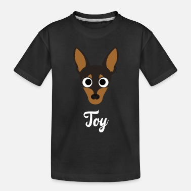 Toy Toy - Toy Terrier - Toddler Organic T-Shirt