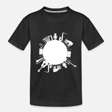 Instrument Musical instruments - Toddler Organic T-Shirt