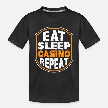 Casino Casino - Toddler Organic T-Shirt