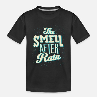 Rain Rain - Toddler Organic T-Shirt