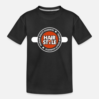 Hairstyle Hairstyle - Toddler Organic T-Shirt