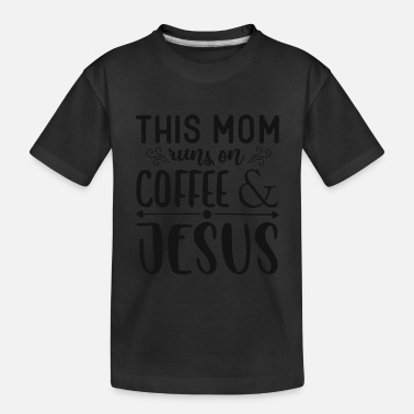 Bless You Christian Religious Quote - Toddler Organic T-Shirt