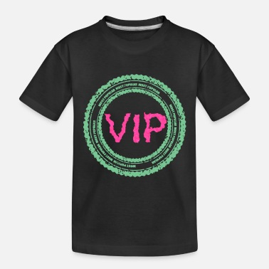 Vip Vip - Toddler Organic T-Shirt