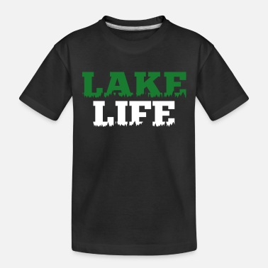 Lake Lake - Toddler Organic T-Shirt