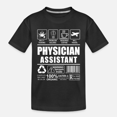 Cma Cma physican Assistant Gift Idea - Toddler Organic T-Shirt